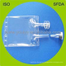 Saco médico da infusão do PVC IV