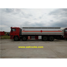 SHACMAN 8000 Gallon Oil Tanker Trucks