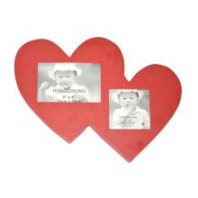 Wooden Heart-Shaped Lovely Photo Frame