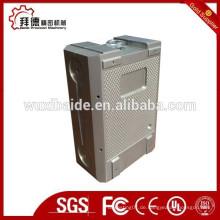 Wuxi maßgeschneiderte CNC Präzisions-Titan-Legierung Fräsmaschinen. CNC Titan Ersatzteile Hersteller