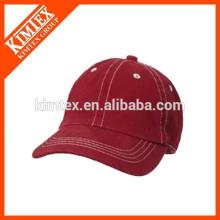 Manteau bon marché en mousse et mesh en forme de casquette de baseball / casquette de baseball fabriqué par le producteur chinois