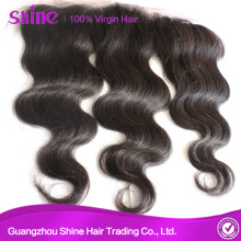 Unprocessed Durable Lace Frontal Closure High Density