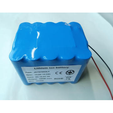 14.8V deep cycle lithium ion battery  packs