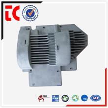 De alta calidad de encargo de magnesio fundido proyector disipador de calor, ventilador del proyector