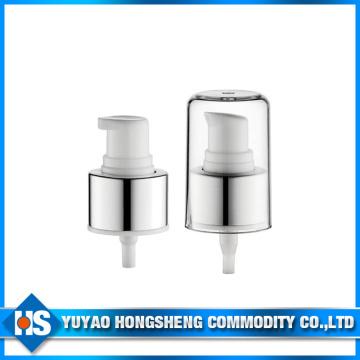 24mm Cream Pump with Aluminum for Cosmetic&Skincare
