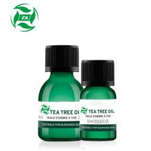 Precios de venta al por mayor de aceite de árbol de té puro a granel