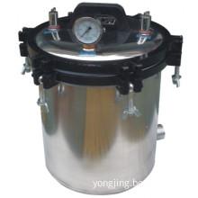 Portable Stainless Steel Pressure Steam Sterilizer