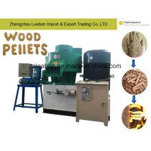 Granule en bois de cosse de riz d'approbation de l'énergie Ce 2016 faisant la machine