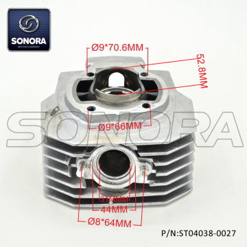 MBMT 80 53MM Cylinder Block (P / N: ST04038-0027) Qualidade superior