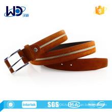 Hot Sale Grown Genuine Cowhide Leather Belt for Men