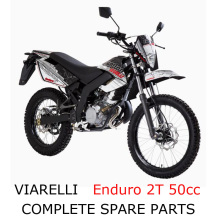 Viarelli Enduro 2T 50cc Dirt Bike Partie