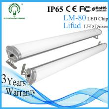 Ce RoHS Aprovado China Tubo linear do diodo emissor de luz de 60watt IP65 150cm