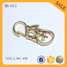 MB613 Gold Design benutzerdefinierte Tasche Logo