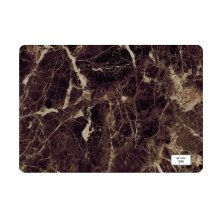 High Glossy UV Coated Artificial Marble/Wood PVC Wall Panel for Outdoor and Indoor Decor