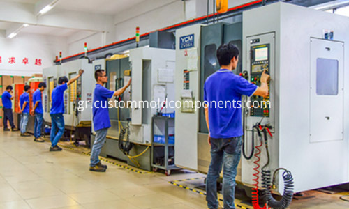 Precision High-speed CNC machine center
