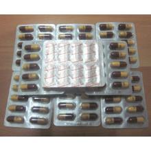 Alta qualidade 500mg Ampicloxacillin Cápsulas