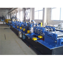 Ce&ISO Certificated Fully Automatic CZ Shaped Purlin Roll Forming Machine