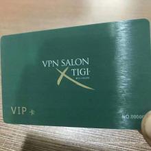Dibujo de tarjeta VIP personalizada premium / CNJACKY