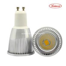1 * 5W GU10 COB светодиодный прожектор
