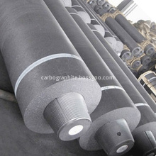 High Rupture Strength UHP550mm 600mm Graphite Electrode