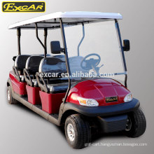4 wheel electric golf cart for sale with good price