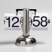 Balanço de Branco Flip Clock