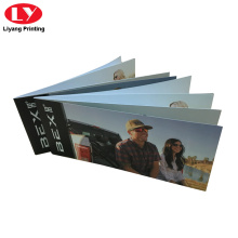 カスタムフルカラー用紙冊子印刷