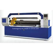 Máquina de corte de tubo de papel CNC
