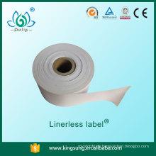 elektronisches Papier Preisschilder, Linerless Label