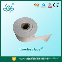 electronic paper price labels , linerless label