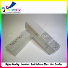Hermosa caja de plástico de la piel de la piel de la impresión
