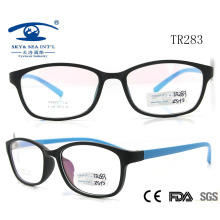 Fashion Design Beautiful Cheapest 2015 Tr90 Optical Frame (TR283)