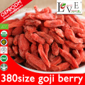 GOJI BERRY ORGÂNICO BULK 2017 HOT SALE