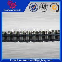 Chaîne convoyeur à rouleaux latéraux 06B grande quantité en stock