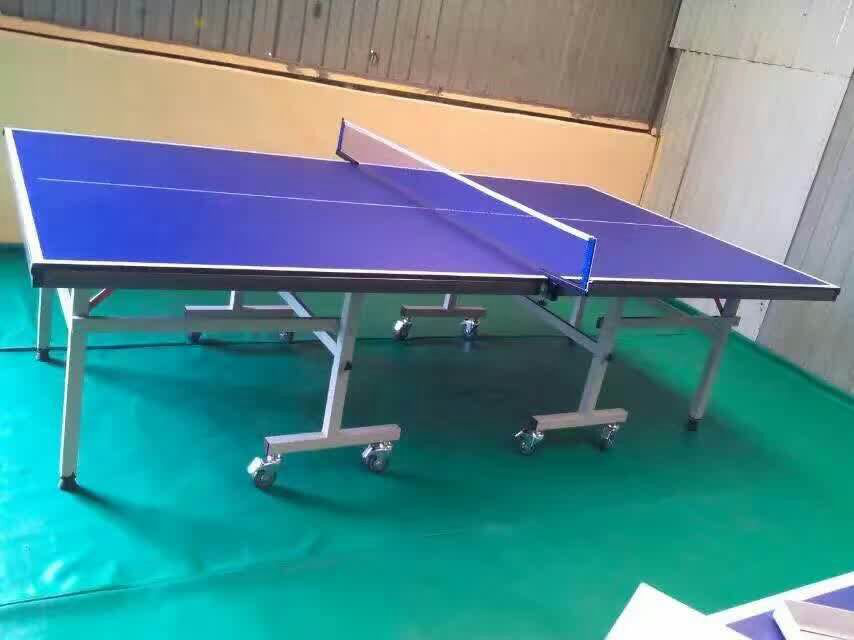 Single Folding Removable Table Tennis Table