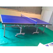 Table de ping-pong amovible pliante simple