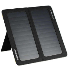 Foldable directly samrt phone charging 10W solar charger