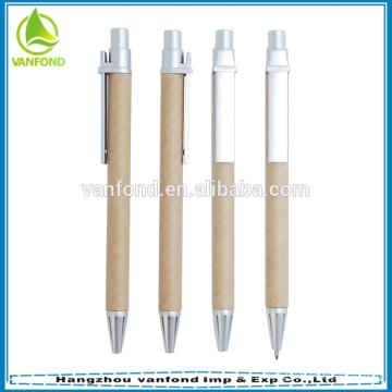 Эко корзины бумаги баррель шариковой ручки с пластиковой ленты частей