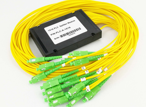 Fiber Optic Internet Splitter 1 4