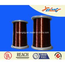 Clase 130-220 Poliesterimida / Poliamidimida Alambre de aluminio esmaltado