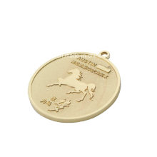 Chinese Cerebration Metal Medal for Promotion