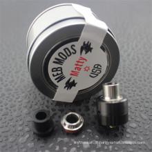 M-Atty Rda E-cigarro atomizador para o vapor com caixas de embalagem (ES-AT-100)