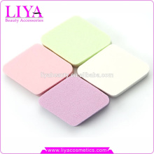 free sample beauty makeup cosmetic powder puff, private label makeup sponge hot sale