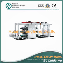 Machine d'impression tissée flexible PP Flexo (CH886-1200W)