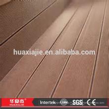 WPC Plateau en bois composite en vinyle composite en plein air