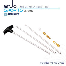 Borekare Bore Brush 4-PCS Espingarda Limpeza Rod Set