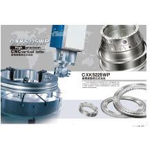 Φ2500mm CNC-Vertikaldrehmaschine