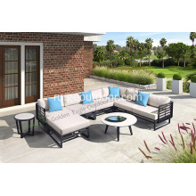 Outdoor+Furniture+Rattan+Compound+Sofa