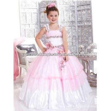 Nouvelle perle d'épaule appliquée à la robe de robe à la robe à la robe à la robe CWFaf4645