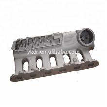 China  OEM Machinery parts aluminum sand casting finish by dongrun aluminum casting